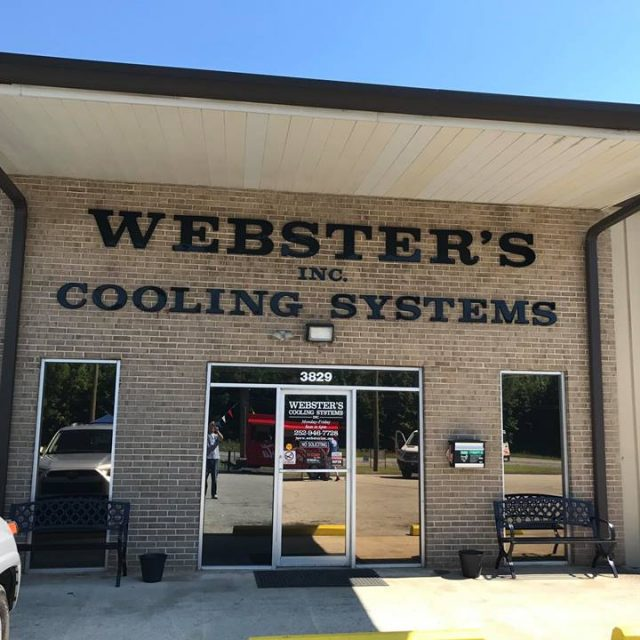 Webster's Cooling Systems INC.