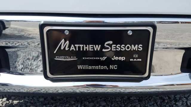 Thomas Hall at Matthew Sessoms Chrysler Dodge Jeep Ram