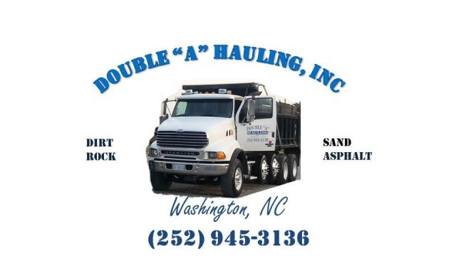 Double A Hauling, Inc